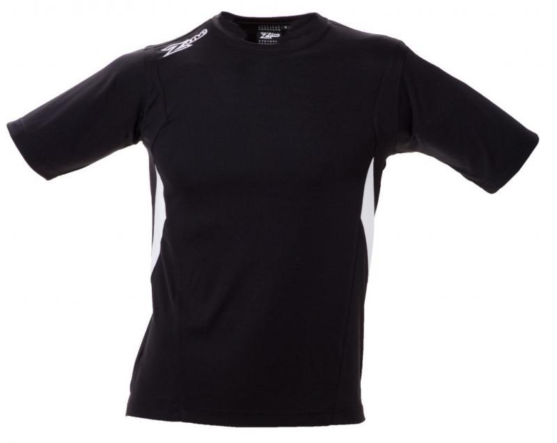 Zone VALENCIA jr dres - výška postavy 160 cm - černá